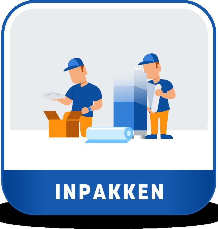 Goedkope inpakservice